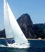 Sailboat for charter in Rio de Janeiro