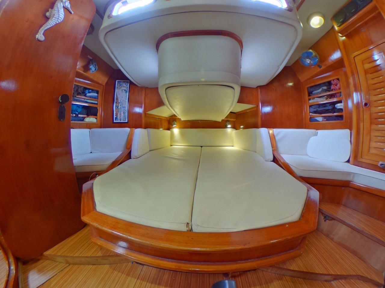 Stern Cabin MB 45