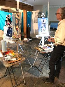 Open Studio Model
