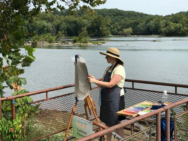 Paint Great Falls Competition