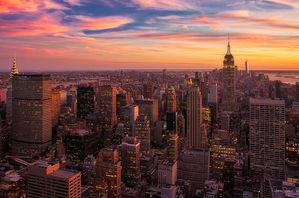 Manhattan Sunset