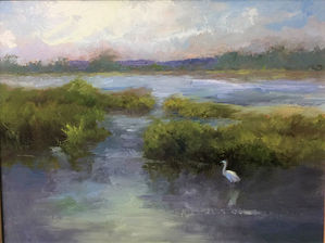 Peaceful Marshes