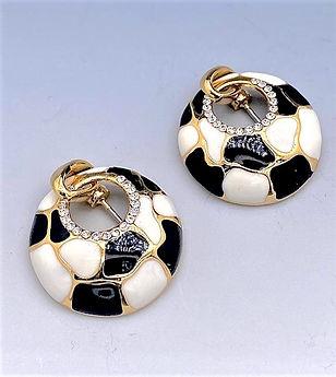 Black & white Enamel earrings.jpg