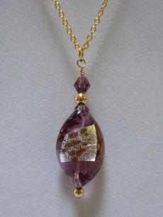 Venetian Purple Twist