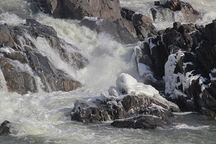 Frozen Falls, Great Falls Park