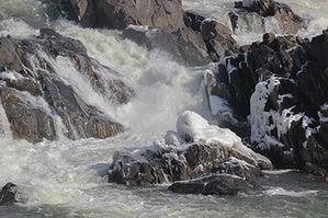 Frozen Falls, Great Falls Park