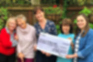 Wessex MS Therapy Centre Supporters