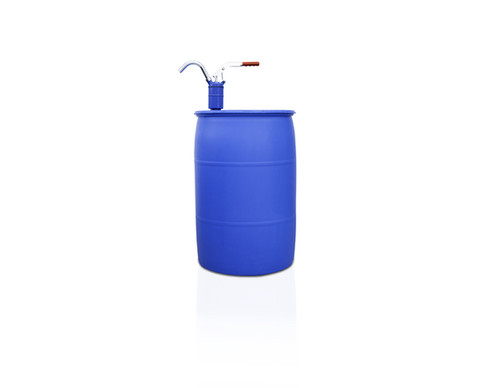 55 Gallon Drum with Optional Hand Pump