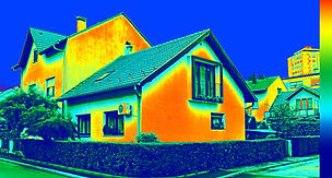Infrared, Thermography services