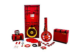 Blower Door Test Kit