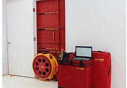 Blower Door Test Kit