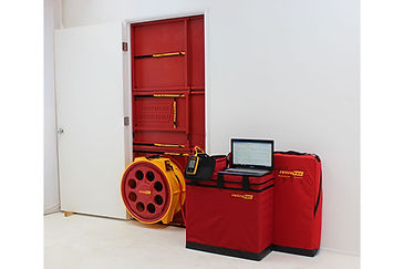 Blower Door Kit