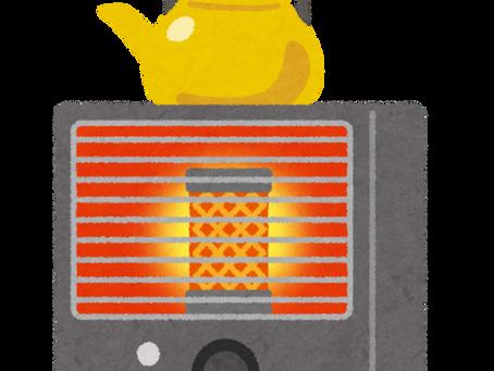 冬の補聴器用空気電池について