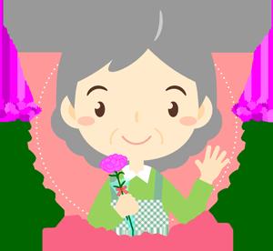 母の日のプレゼント🌸