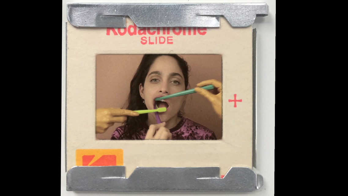 Ayla Eloy Toothbrush Commercial