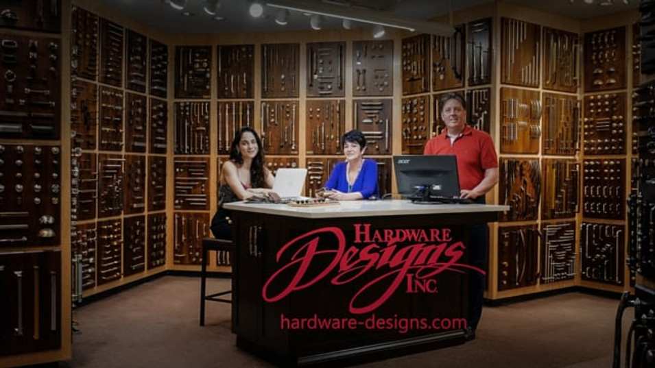 Rachel Hardware Designs Commercial