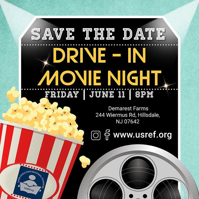 USREF Drive-In Movie June 11 2021 Watch