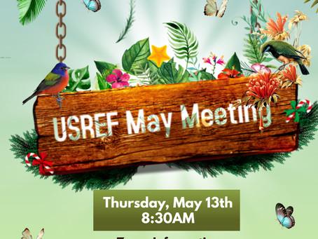 USREF May Meeting