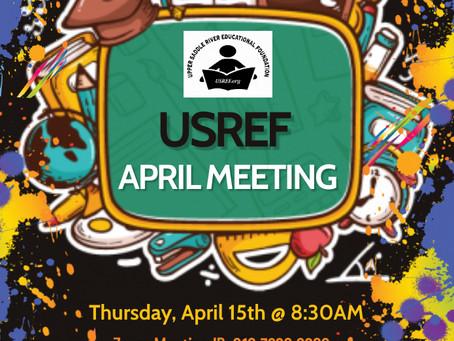 USREF April Meeting