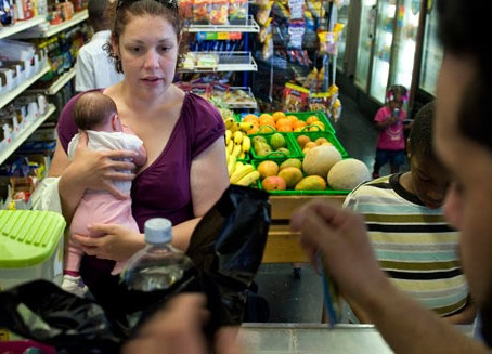 Food Scarcity and Breastfeeding Rates