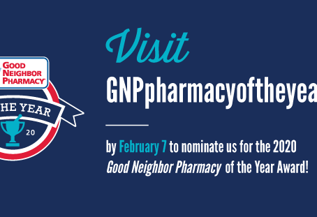 Nominations are Open for Good Neighbor Pharmacy of the Year