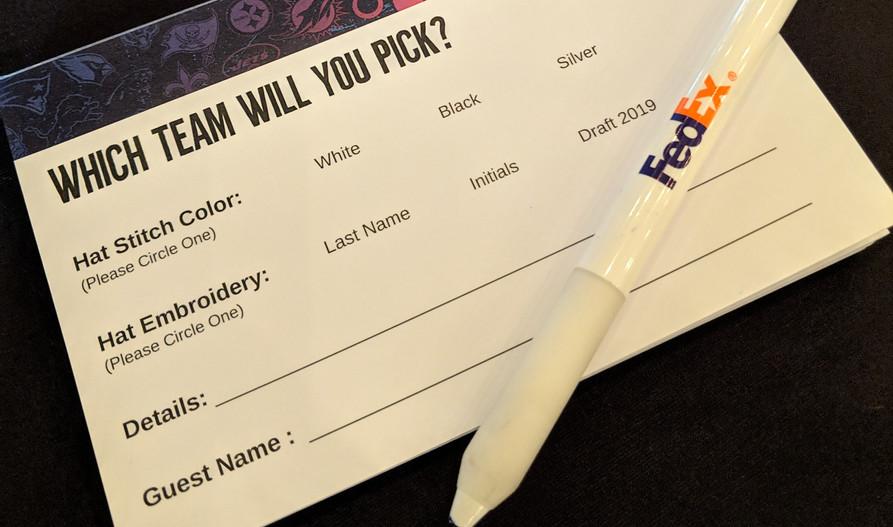 FedEx Draft Tear Sheet