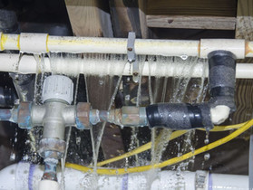 Frost Protection for Household Pipes in Winter