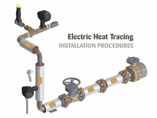 Heat tracing and earth leakage protection