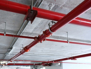Heat Tracing Fire Sprinkler Systems Using Thermon Heat Trace