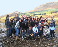 Students in Scotland