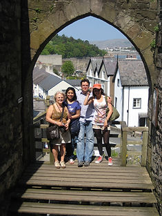 conwy castle group