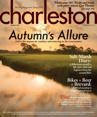 Charleston Magazine October 2017 Issue