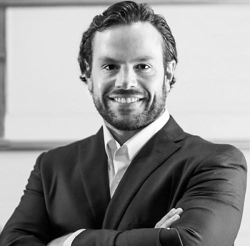 Travis Prince, Giám đốc điều hành mảng KCHSV Coliiers International
