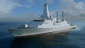 AEI Cables заключает контракт на поставку кабелей для трех военных кораблей ВМС Великобритании