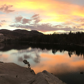Desolation Wilderness - Lake Tahoe, CA - In Panorama