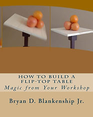 How to Build a Flip-Top Table cover imag
