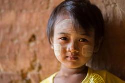 Burmese boy