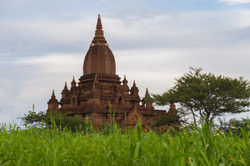 temples at Bagan