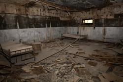 inside a nuclear bunker on Bikini Atoll