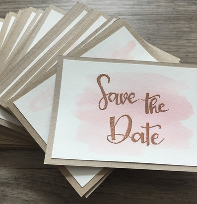 Save the Date A&P