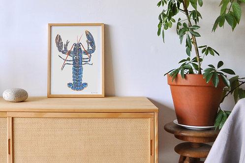 Reproduction homard