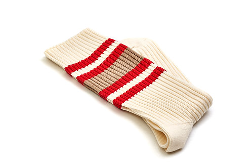 Chaussettes H JAY Sable