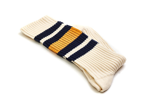 Chaussettes H JAY Ocre