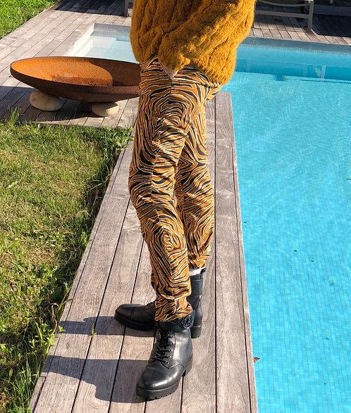 Pantalon TEMPLE BLACK ZEBRA
