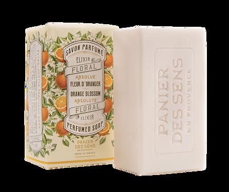 SAVON PARFUMÉ  Fleur d'Oranger Panier Des Sens
