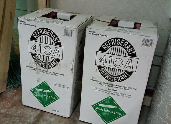 Газ фреон R410 баллон 11,3 кг