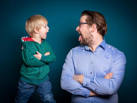 Wie der Vater, so der Sohn!