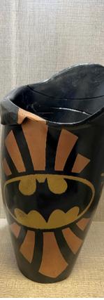 Above Knee Custom Painted Superhero Socket