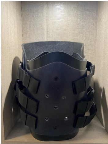 Thoracic Lumbar Spine Orthosis (TLSO)