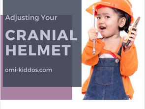 Adjusting Your Baby's Helmet